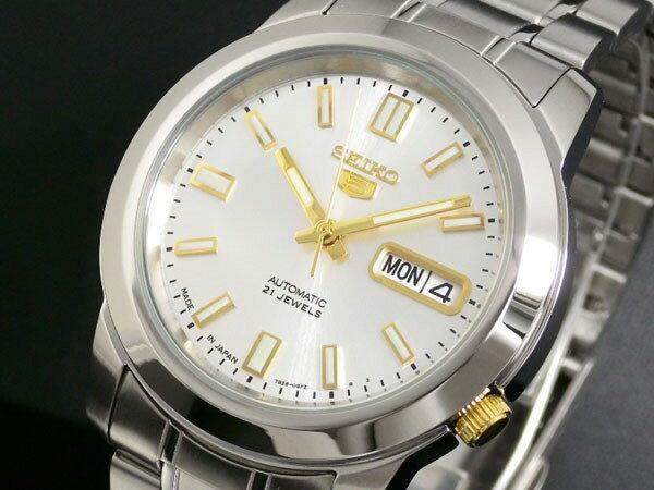 セイコー SEIKO セイコー5 SEIKO 5 自動巻き 腕時計 SNKK09J1