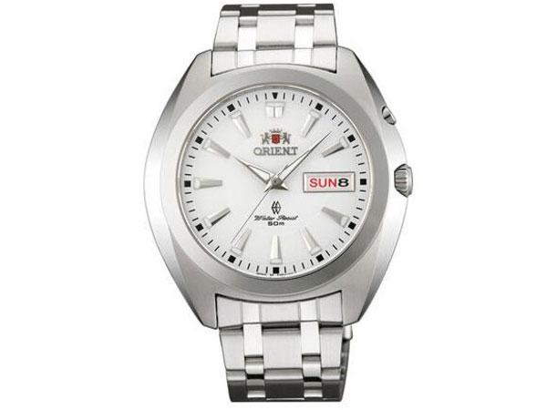 オリエント ORIENT 自動巻き メンズ 腕時計 SEM6V002W2 日本製 メタルベルト