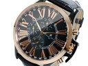 サルバトーレマーラ 腕時計 クロノグラフ メンズ SM14123-PGBK