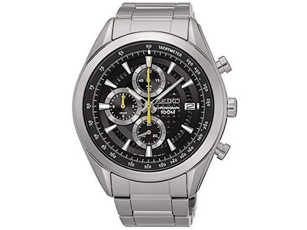 セイコー SEIKO 逆輸入 クロノグラフ メンズ 腕時計 SSB175P1 メタルベルト ベルト調整工具無料/SEIKO 時計 腕時計 逆輸入