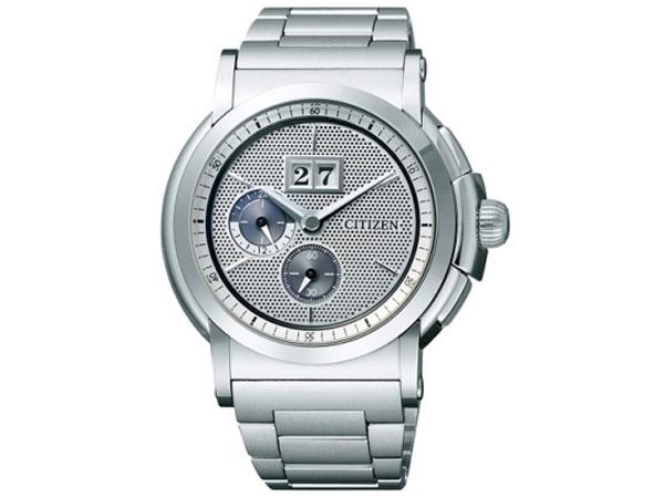 シチズン CITIZEN エコドライブ ビッグデイト メンズ 腕時計 CND72-0032 ベルト調整工具無料/送料無料/CITIZEN シチズン 時計 腕時計 ウ