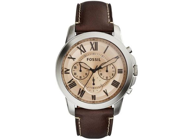 フォッシル FOSSIL 腕時計 グラント クロノグラフ FS5152 メンズ レザーベルト 送料無料/FOSSIL フォッシル 時計 腕時計 ウォッチ