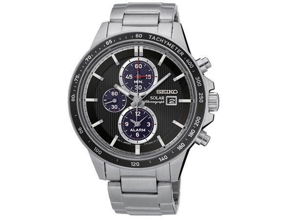 セイコー SEIKO 逆輸入 ソーラー クロノグラフ 腕時計 SSC435P1 ベルト調整工具無料/送料無料/SEIKO ソーラー 時計 腕時計 逆輸