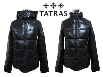 TATRAS タトラス CURSA Womens down jacket LTA13A4151 BLACK 02