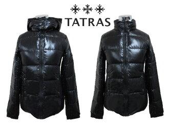 TATRAS Tatras CURSA women's down jacket LTA13A4151 BLACK 02 fs3gm
