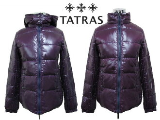 TATRAS タトラス CURSA Womens down jacket LTA13A4151 PURPLE 05