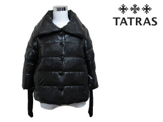 TATRAS タトラス TENUTA Womens down jacket LTA13A4282 BLACK 02