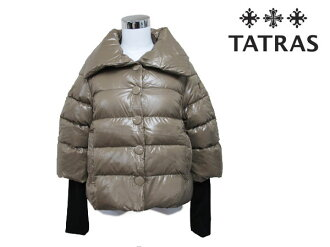 TATRAS タトラス TENUTA Womens down jacket LTA13A4282 MOCHA 04