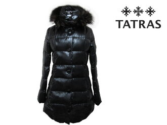 TATRAS タトラス UCCELLIERA Womens down jacket LTA13A4294 BLACK 05