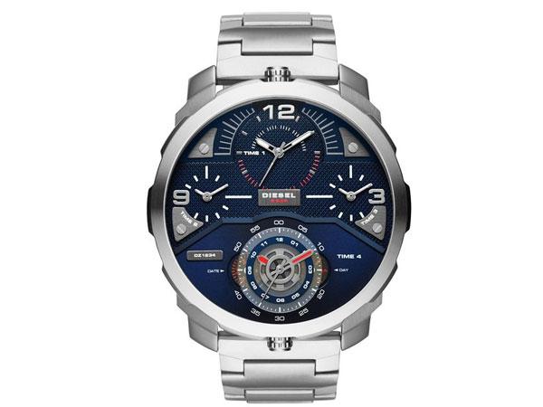 ディーゼル DIESEL MACHINUS メタル クオーツ メンズ 腕時計 DZ7361 送料無料/DIESEL ディーゼル 時計 腕時計 ウォッチ