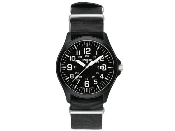 Traser トレーサー Officer Pro ミリタリーウォッチ 腕時計 メンズ P6704.410.I2.01 送料無料/Traser トレーサー 時計 腕時計 ウォッチ