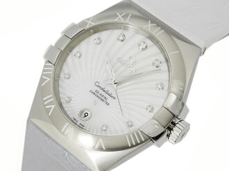 OMEGA Omega Constellation watch mens 123.13.35.20.55.001