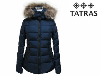 TATRAS Tatra's FIORITA Lady's down jacket LTA13A4297 D.NAVY 05