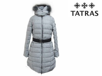 TATRAS タトラス VOLPAIA Womens down jacket LTA13A4305 L.GRAY 05