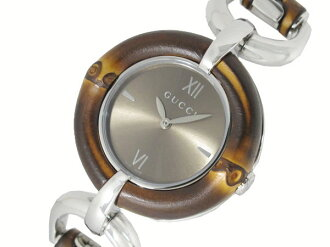 GUCCI Gucci Bamboo bamboo watch ladies YA132402
