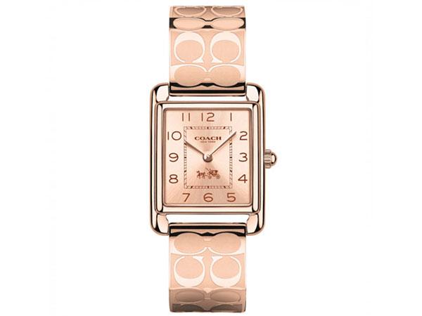 コーチ COACH ペイジ レディース 腕時計 14502161 ピンクゴールド バングル 送料無料/COACH コーチ 時計 腕時計 ウォッチ