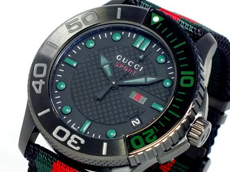 GUCCI Gucci G timeless sports watch mens YA126229