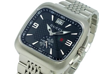 GUCCI Gucci Gucci Coupé watch mens YA131305