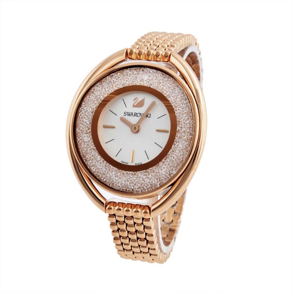 スワロフスキー SWAROVSKI 5200341  Crystalline Oval (クリスタルライン・オーバル) ブレスレット ウオッチ レディース 腕時計 送料無料/SWAROVSKI 時計 腕時計 ウォッチ