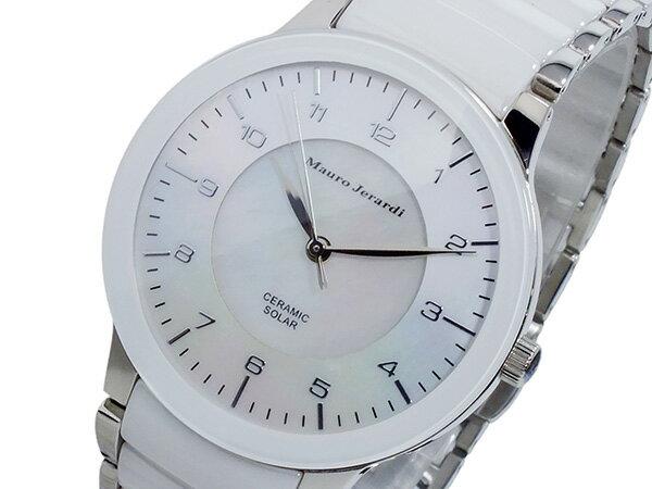 マウロ バッグ ジェラルディ MAURO JERARDI セラミック ソーラー メンズ アクセサリー D&G 腕時計 MJ043-3:AAA net Shop 送料無料/Mauro Jerardi 時計 腕時計 ウォッチ