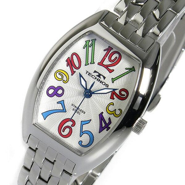 テクノス TECHNOS 腕時計 レディース TSL407SS クオーツ 送料無料/ブランド レディース 時計 腕時計 ウォッチ