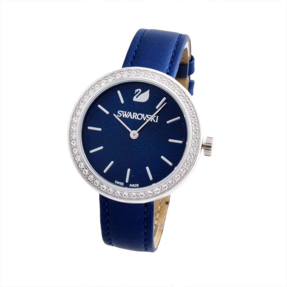 スワロフスキー SWAROVSKI 5213977 コーチ レディース 腕時計 Daytime Blue エドハーディー (デイタイム):AAA モンクレール net Shop 送料無料/SWAROVSKI 時計 腕時計 ウォッチ