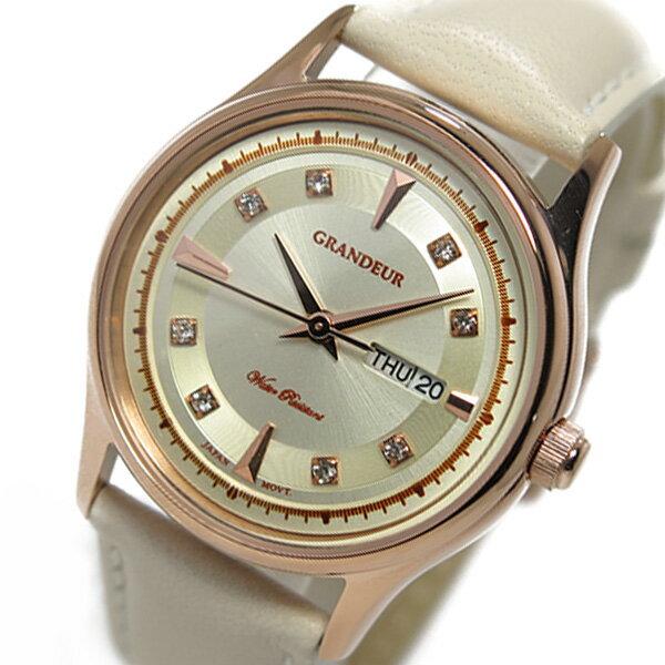 GRANDEUR グランドール 腕時計 レディース GSX058L4 GRANDEUR グランドール 時計 腕時計 ウォッチ