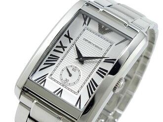 Emporio Armani EMPORIO ARMANI watch AR1607 silver