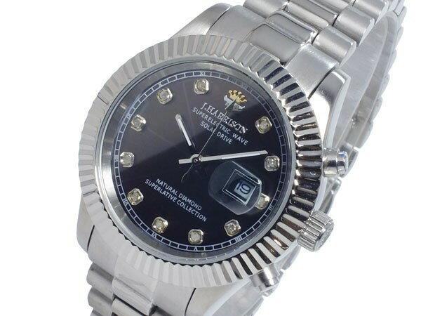 约翰· 哈里森约翰 · 哈里森太阳能波女式手表 jh 026lsb