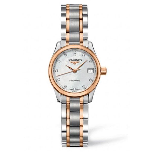 LONGINES ロンジン 腕時計 自動巻き レディース LO21285897 送料無料/LONGINES ロンジン 時計 腕時計 ウォッチ