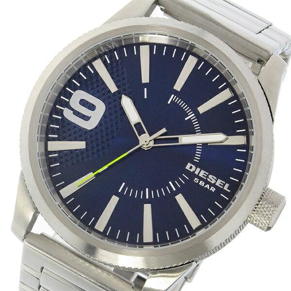 ディーゼル DIESEL ラスプ Rasp クオーツ メンズ 腕時計 DZ1763 ネイビー 送料無料/DIESEL ディーゼル 時計 腕時計 ウォッチ