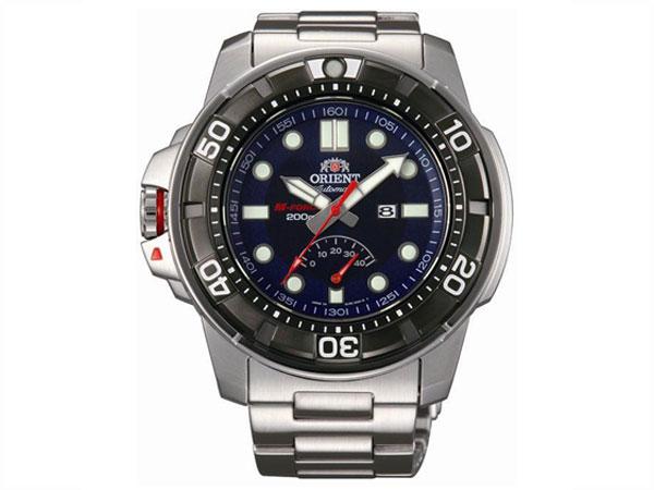 オリエント ORIENT M-FORCE ダイバーズ メンズ 腕時計 自動巻き SEL06001D0 (WV0081EL)