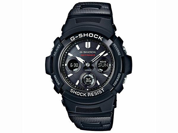 カシオ Gショック G-SHOCK 電波ソーラー メンズ 腕時計 AWG-M100SBC-1AJF 国内正規品 送料無料/G-SHOCK ジーショック 時計 腕時計 ウォッチかわいい