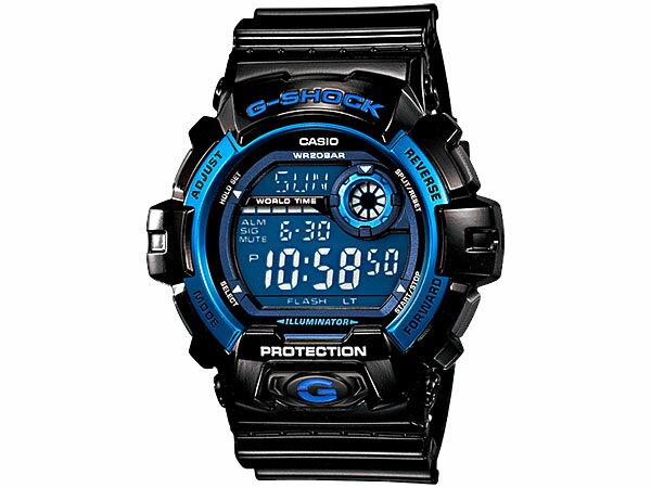 カシオ Gショック G-SHOCK スタンダード メンズ 腕時計 G-8900A-1JF 国内正規品 送料無料/G-SHOCK ジーショック 時計 腕時計 ウォッチ丈夫な(丈夫な)