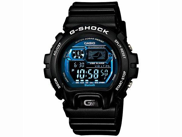 カシオ Gショック G-SHOCK ブルートゥース メンズ 腕時計 GB-6900B-1BJF 国内正規品 送料無料/G-SHOCK ジーショック 時計 腕時計 ウォッチ