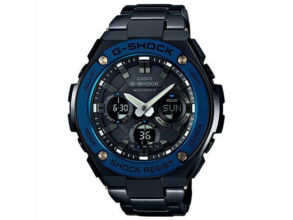カシオ Gショック G-SHOCK Gスチール 電波ソーラー メンズ 腕時計 GST-W110BD-1A2JF 国内正規品 送料無料/G-SHOCK ジーショック 時計 腕時計 ウォッチ