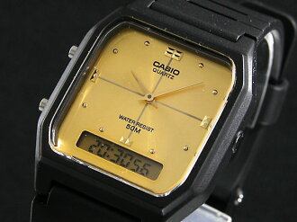 Casio CASIO an analog-digital watch AW48HE-9A