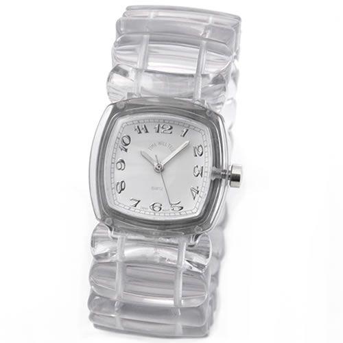 タイムウイルテル Solid-C-CL-M MADISON クリアー 送料無料/Time Will Tell 時計 腕時計 ウォッチ