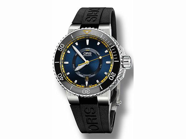 オリス ORIS グレートバリアリーフ リミテッドエディションII 自動巻き 腕時計 73576734185R 送料無料/高級ブランド メンズ 時計 腕時計 ウォッチ