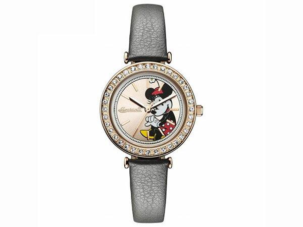 インガソール ディズニー ミッキー MICKEY 腕時計 レディース ID00302 送料無料/DISNEY ディズニー 時計 腕時計 ウォッチ