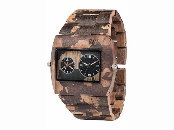 WEWOOD ウィーウッド 腕時計 メンズ JUPITER NATURAL CAMO 木製 送料無料/WEWOOD ウィーウッド 時計 腕時計 ウォッチ