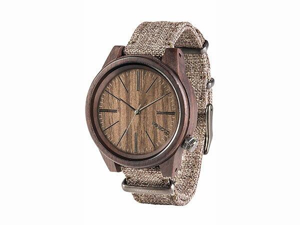 WEWOOD ウィーウッド 腕時計 メンズ レディース TORPEDO CHOCO LINEN 木製 送料無料/WEWOOD ウィーウッド 時計 腕時計 ウォッチ