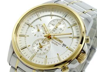 Seiko SEIKO chronograph alarm watch SNAF06P1