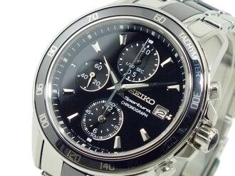 Seiko SEIKO sportura chronograph ceramic watch SNDX97P1