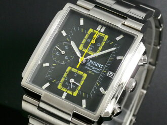 Orient ORIENT alarm Chrono Watch CTDAB001F fs3gm