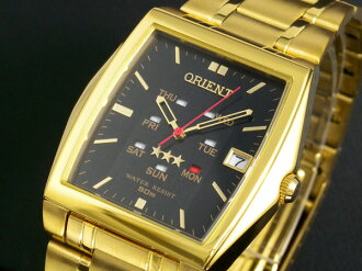 Orient the ORIENT cycle calendar automatic self-winding watch URL001PM
