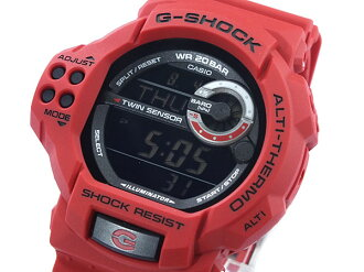 Casio CASIO G shock g-shock twin sensor watch GDF100-4E