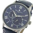 サルバトーレマーラ SALVATORE MARRA 自動巻き メンズ 腕時計 SM18104-SSBL ネイビー/ネイビー