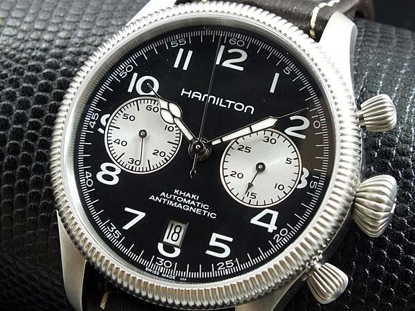 ハミルトン HAMILTON カーキ KHAKI コンサベーション 自動巻き スイス製 腕時計 H60416533 レザーベルト 送料無料/HAMILTON ハミルトン 時計 腕時計 ウォッチ