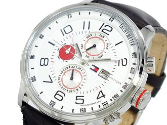 White Tommy Hilfiger TOMMY HILFIGER mens watch 1790858